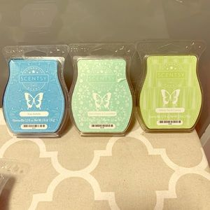3-pack Scentsy Bars